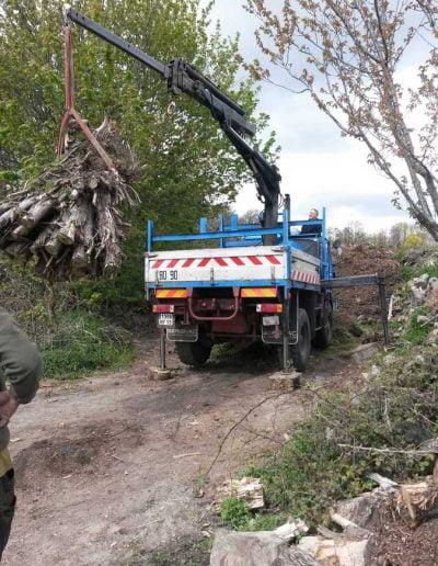 Site Clearance, Biggin Hill, 2